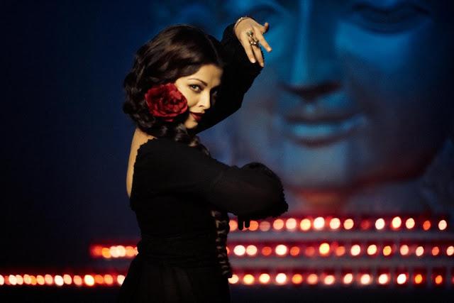 Aishwarya Rai Bachchan in Guzaarish