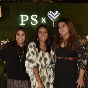 Payal Singhal, Shveta Salve & Preeta Sukhtankar