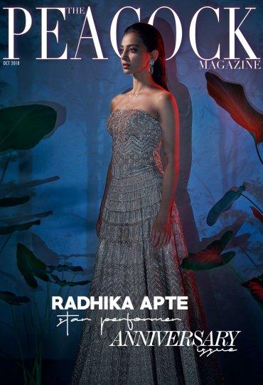 Radhika Apte Peacock Magazine