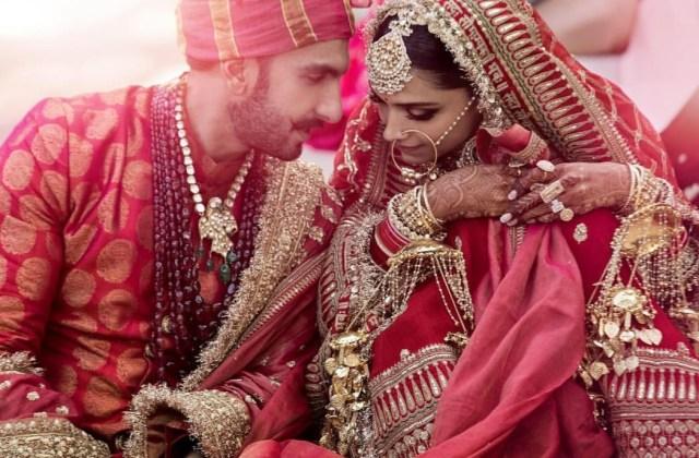 Ranveer Singh and Deepika Padukone wedding
