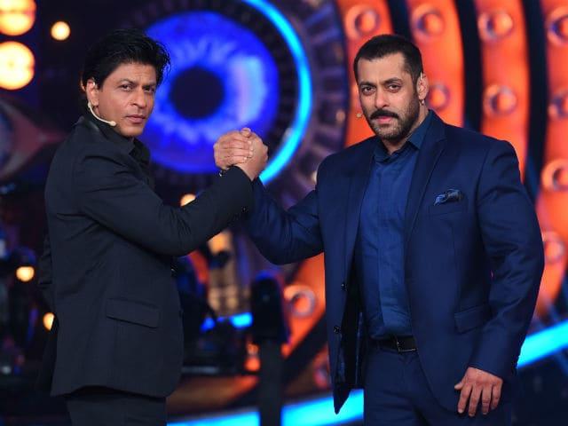 Salman Khan - Shah Rukh Khan