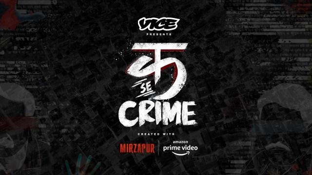 क Se Crime Poster