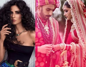 Katrina Kaif on why she won't be invited to any event by Deepika Padukone and Ranveer Singh
