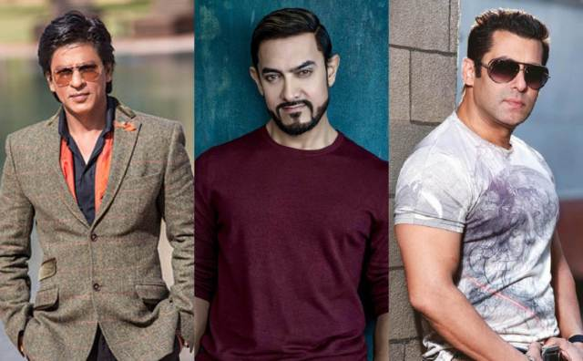 Shah Rukh Khan, Aamir Khan and Salman Khan Aren't No. 1 On IMDb's Top 10 Stars Of India Cinema 2018