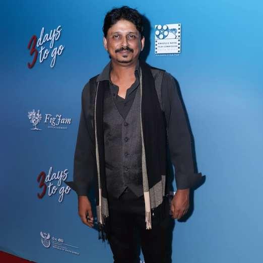 Pranesh Maharaj