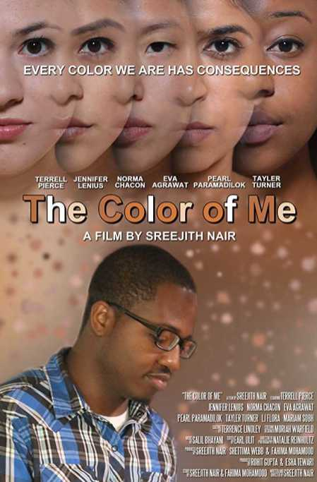 The Color Of Me Poster