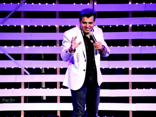 Amit Tandon and his Netflix debut 'Comedians of the World'
