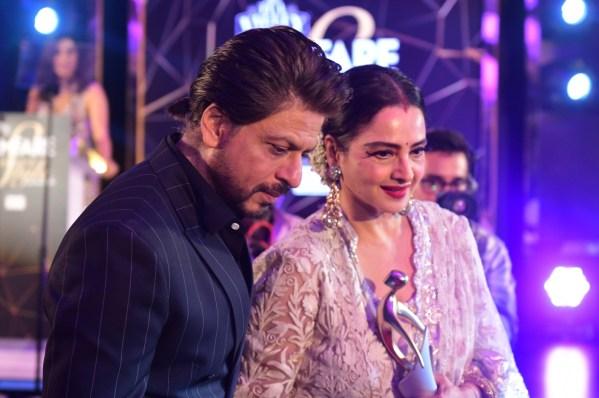 Shahrukh & Rekha