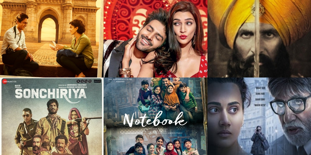 This March Lets Witness These Amazing Bollywood Movies ...