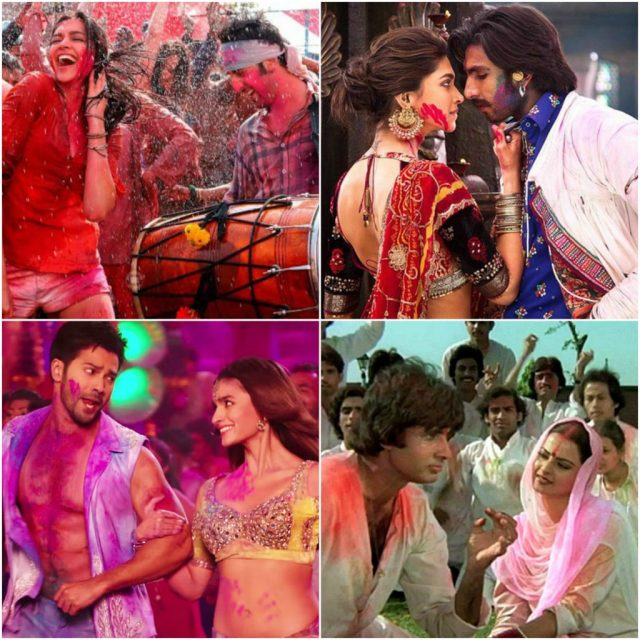 Holi 2019: 10 Songs That You Can Get High On Holi