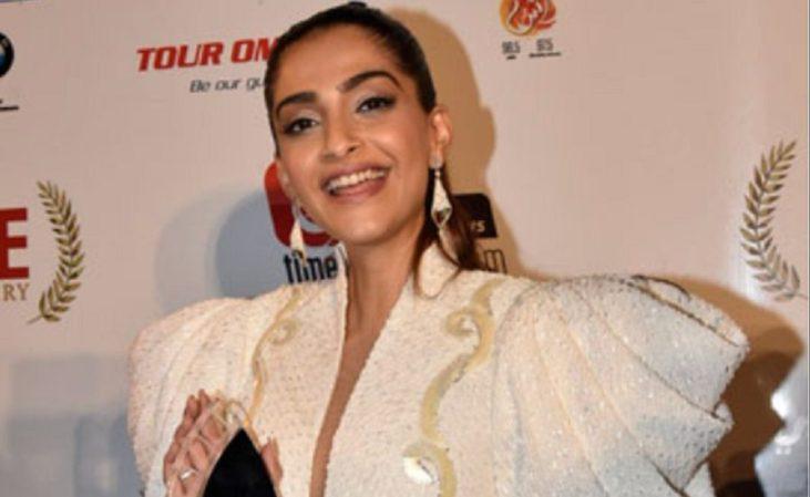 Sonam Kapoor Ahuja at Oman