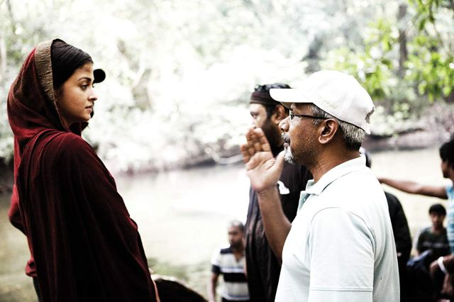 Aishwarya  Rai Bachchan-Mani Ratnam