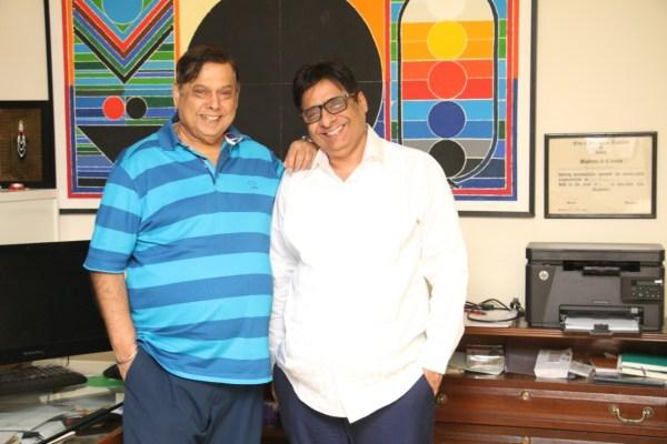 David Dhawan and Vashu Bhagnani