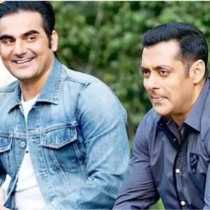 Salman Khan -Arbaaz Khan -Dabangg 3