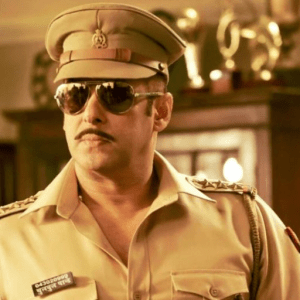 Salman Khan Shoots For Dabangg 3