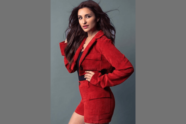 Parineeti Chopra Starts Shooting For The Girl On The Train