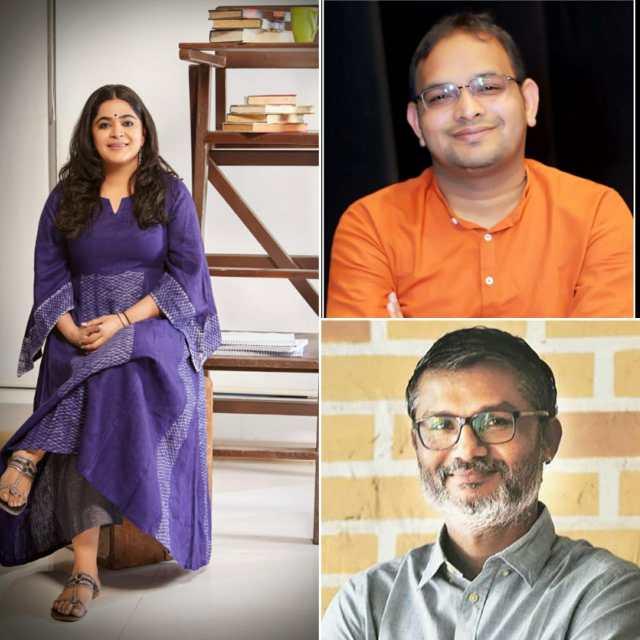 Mahaveer Jain, Ashwiny Iyer Tiwari And Nitesh Tiwari