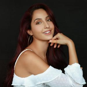 Nora Fatehi takes up rifle-shooting and martial arts for character in Bhuj