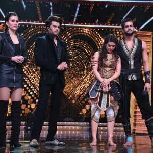 Nach Baliye 9 Vishal Singh and Madhurima Tuli forget their performance