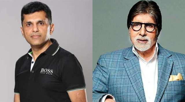 Anand Pandit Unveils A Special Birthday Tribute For Amitabh Bachchan