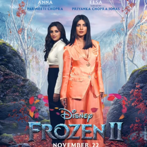 Frozen 2 Priyanka Chopra Jonas And Parineeti Chopra Turn Reel Sisters Now
