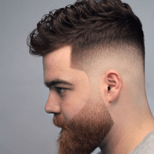 Mens Tape Fade Haircuts