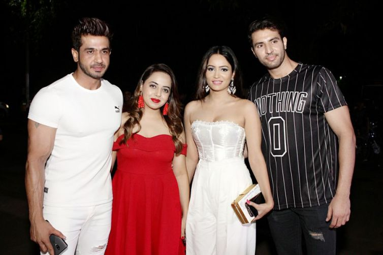 Malhar Pandya,Priya Patidar,Pooja Bisht,Zebby Singh