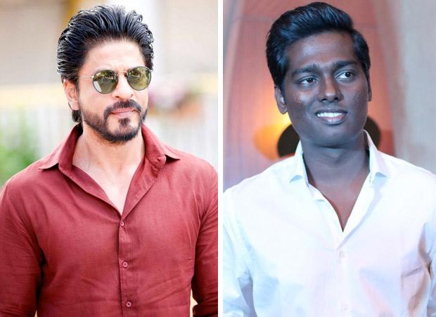 Shah Rukh Khan and Atlee