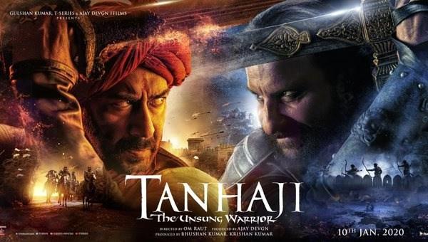 Tanhaji- The Unsung Warrior