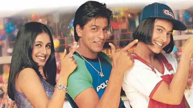 Tina, Rahul and Anjali