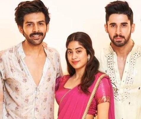 Janhvi Kapoor, Kartik Aaryan And Lakshya