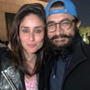 Kareena Kapoor Khan and Aamir Khan