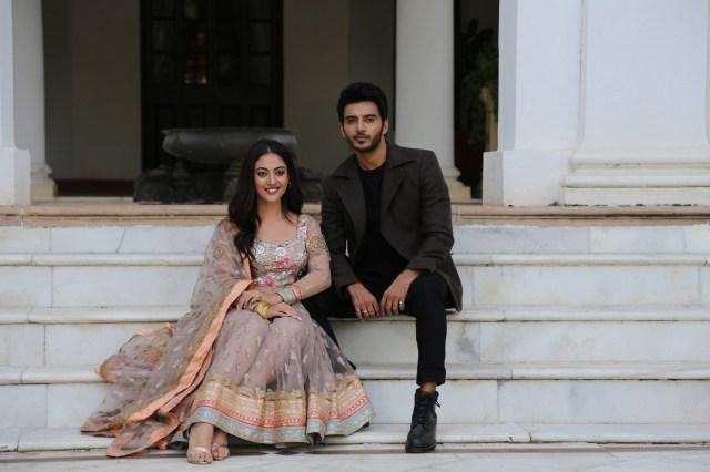 Vikram Singh Chauhan and Aditi Sharma in Yehh Jadu Hai Jinn Ka