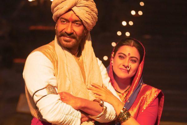 Ajay Devgn & Kajol