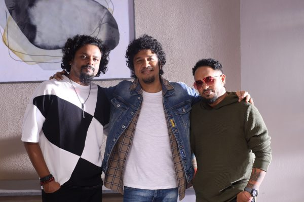 Sony Music Collaborates With Gourov-Roshin And Papon For Akhiyan