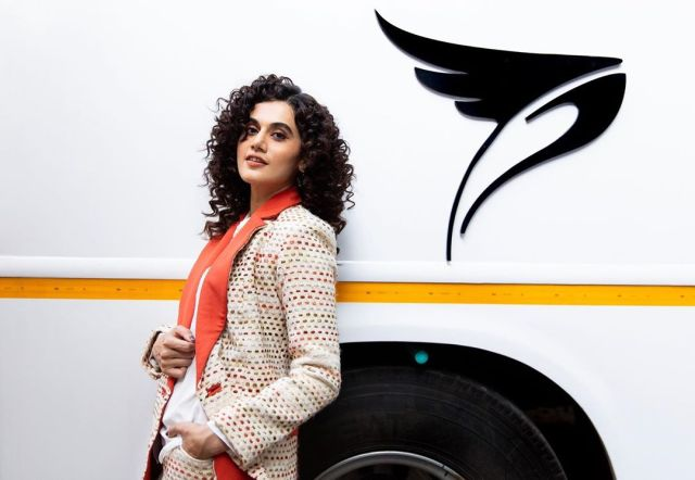 Taapsee Pannu To Feature In The Hindi Remake Of U Turn