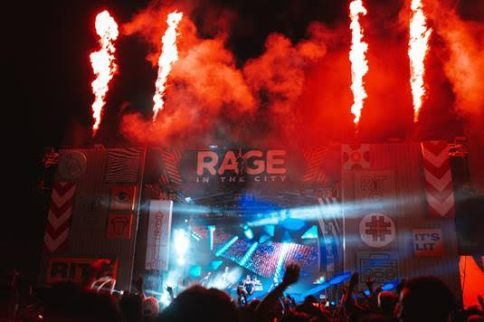 RAGE IN THE CITY STARTS OF DECEMBER FEVER WITH A BANG!
