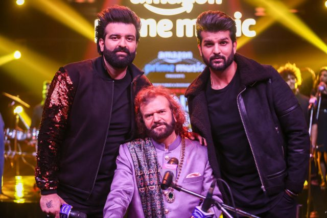 Hansraj Hans & Sons Come Together To Render Mere Naina Vich And Rehan De For T-Series' MixTape Punjabi Season 2