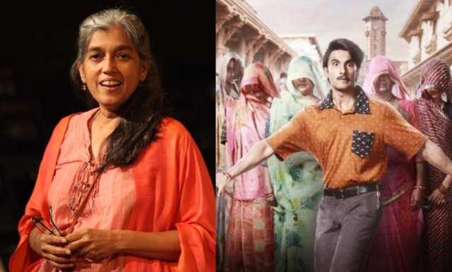 Ratna Pathak Shah To Play Ranveer Singh's Mother In Jayeshbhai Jordaar