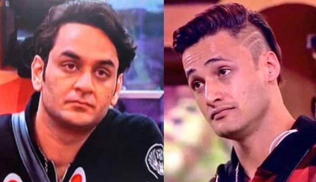 Vikas Gupta and Asim Riaz