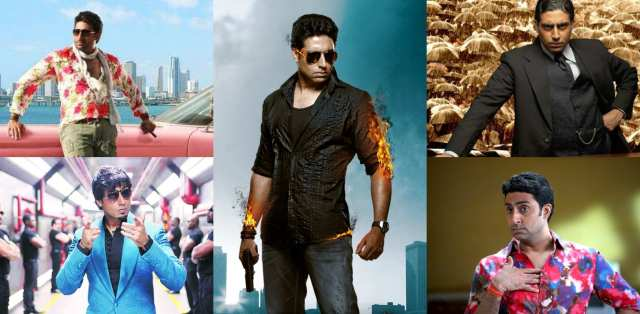 Abhishek Bachchan Characters