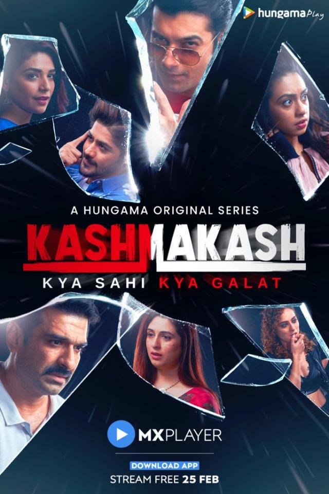 Here Is All You Need To Know About The MX Player Show 'Kashmakash'