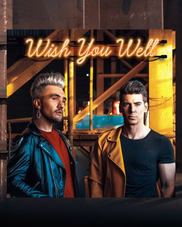 Armand Joubert and Nic Billington Release Latest Track - Wish You Well