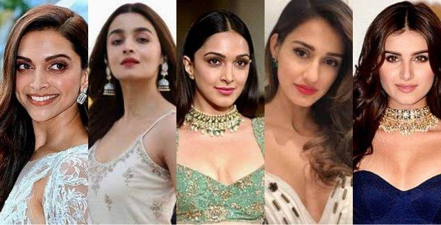 Deepika Padukone, Alia Bhatt, Kiara Advani, Disha Patani And Tara Sutaria