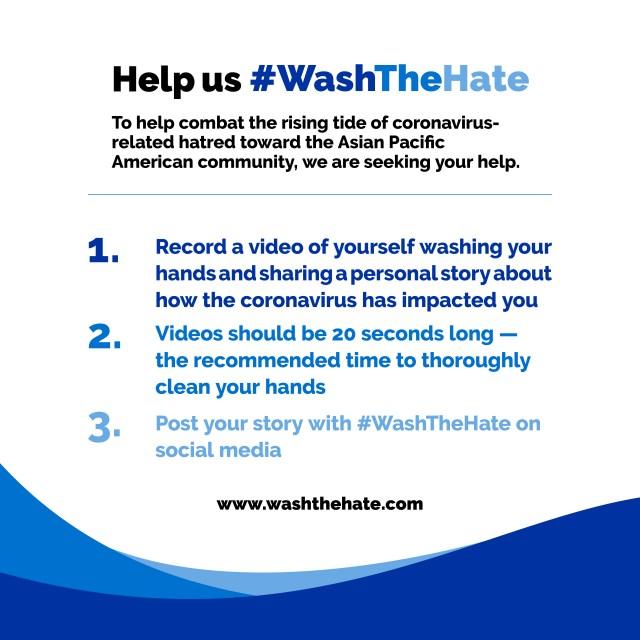 Wash the Hate