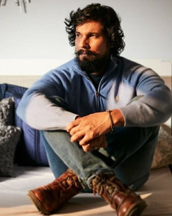 Randeep Hooda in Extraction