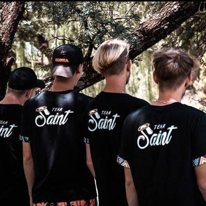 Team Saint - The Dynamic Throne for Influencers