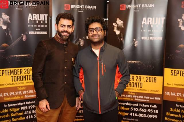 Sunny Moza & Arijit Singh