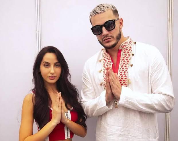 DJ Snake and Nora Fatehi