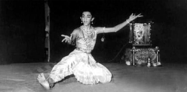 Dancer Kamal Hassan